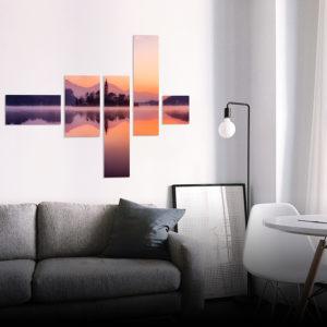 tableau-multi-panneaux-paysage